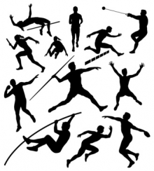unglaubliche Preise UK Verfügbarkeit angemessener Preis Leichtathletik | Sportarten